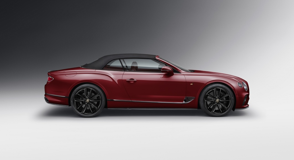 Continental GT Convertible Number 1 Edition by Mulliner (3).jpg